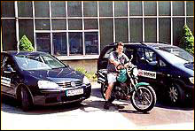 Fahrzeuge Fahrschule Thomas Börner Dessau